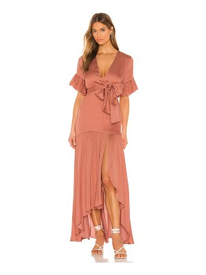 Privacy Please jewel maxi dress