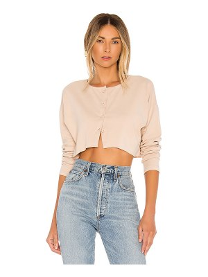 Privacy Please keaton cropped top