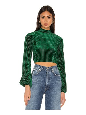 Privacy Please lynnsey crop top
