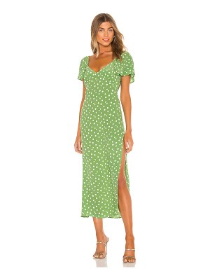 Privacy Please rachelle maxi dress