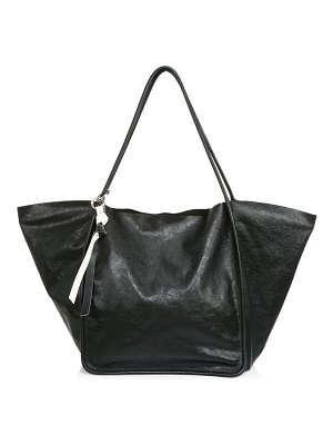 Proenza Schouler extra-large leather tote