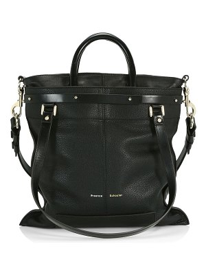 Proenza Schouler small ps19 leather tote