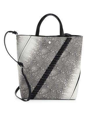 Proenza Schouler hex leather tote