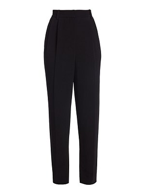 Proenza Schouler high waist pleated crepe pants