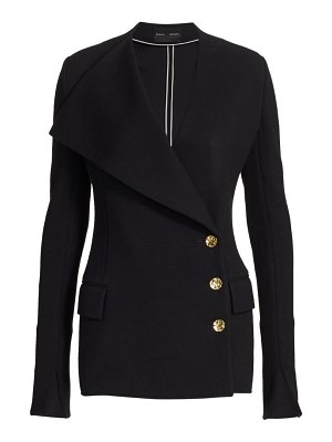 Proenza Schouler jersey suiting jacket
