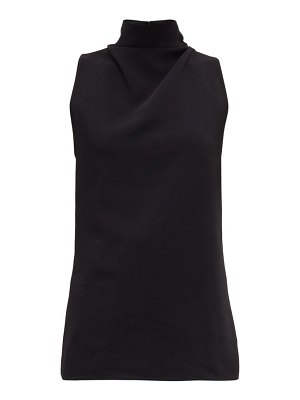 Proenza Schouler knotted-back cady top