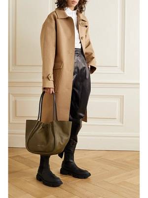 Proenza Schouler l ruched leather tote