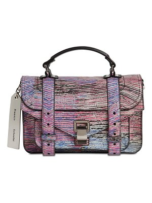Proenza Schouler Ps1 tiny limited edition anniversary bag