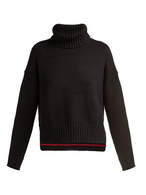 Proenza Schouler ribbed roll neck sweater