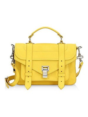 Proenza Schouler small lux leather shoulder bag