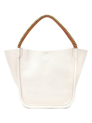 Proenza Schouler Super Lux L leather tote