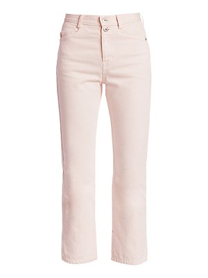 PROENZA SCHOULER WHITE LABEL stovepipe pants