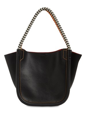 Proenza Schouler Xs superlux leather tote bag