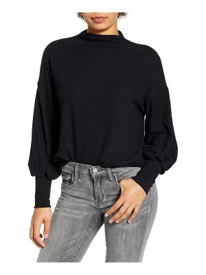 Project Social T amaris funnel neck pullover