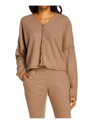 Project Social T easton lounge hoodie