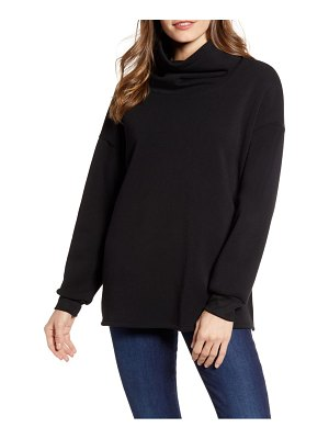 Project Social T funnel neck tunic