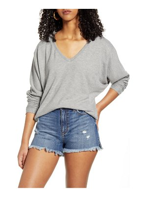 Project Social T on and on cozy dolman pullover