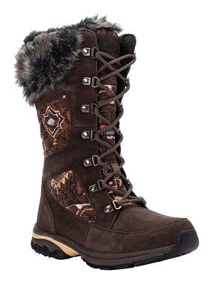 Propet peri water resistant faux fur lined boot