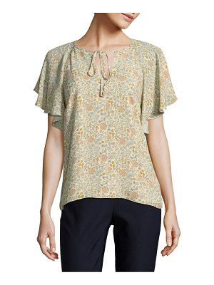 Prose & Poetry Bree Butterfly Sleeve Top