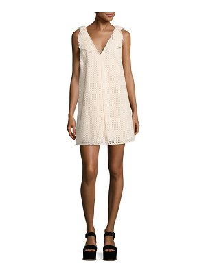 Prose & Poetry Ginny Lace Shift Dress