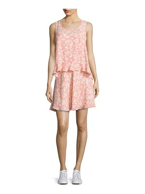 Prose & Poetry Robyn Double Layer Dress