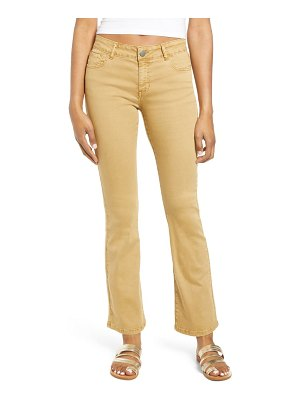 PROSPERITY DENIM flare jeans