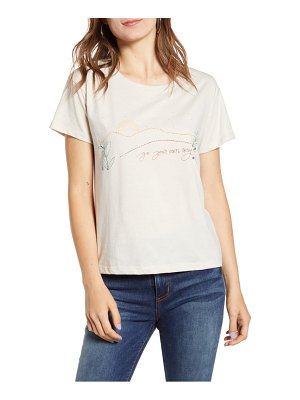 PST by Project Social T go your own way cotton tee