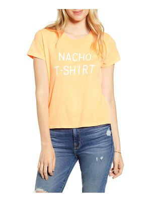 PST by Project Social T nacho graphic tee