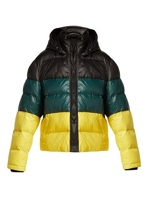 Proenza Schouler PSWL Proenza Schouler Pswl - Striped Quilted Down Filled Jacket