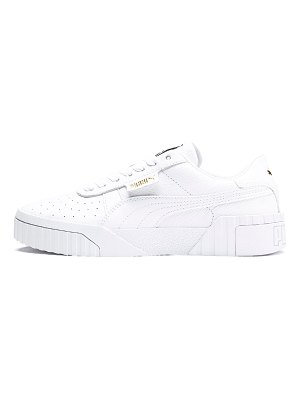 PUMA Cali Platform Leather Sneakers