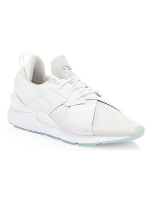 PUMA muse ice lace-up sneakers