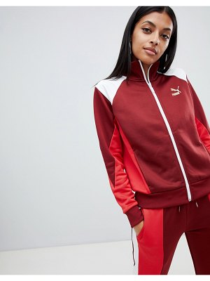 PUMA Retro Track Red Jacket