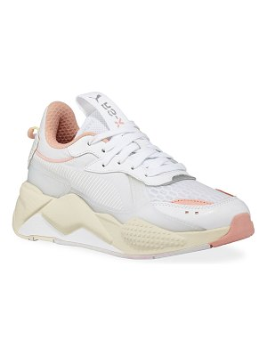 PUMA RS-X Tech Lace-Up Nylon Trainer Sneakers