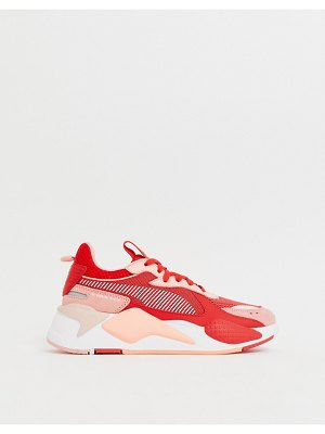 PUMA rs-x toys red sneakers