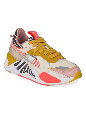 PUMA RS-X Unexpected Mixes Running Sneakers