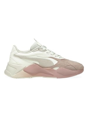 PUMA rs-x³ colorblock suede sneakers