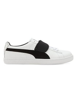 PUMA SELECT Karl suede classic leather sneakers