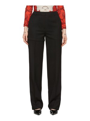 pushBUTTON transformer two-way trousers