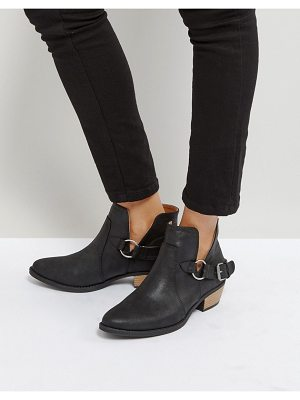 QUPID Qupid Western Trim Boot
