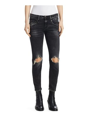 R13 aiden distressed skinny jeans