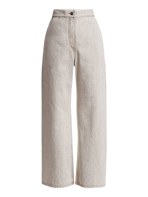 Rachel Comey bishop high-rise crop wide-leg jeans