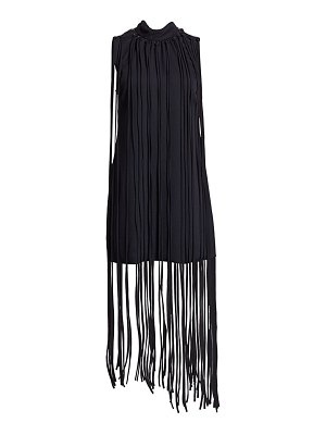 Rachel Comey fever fringe mini dress