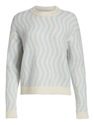 Rachel Comey powers striped boucle sweater
