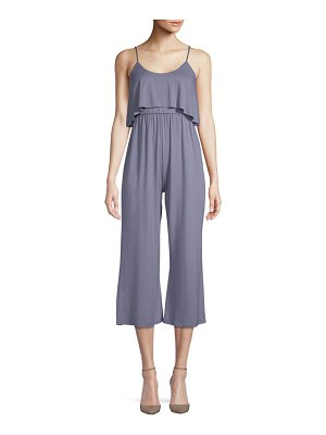Rachel Pally Dillon High-Waist Jumpsuit
