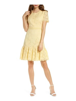 Rachel Parcell lace minidress