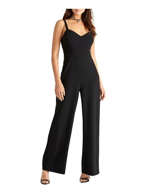 RACHEL RACHEL ROY open back crepe jumpsuit