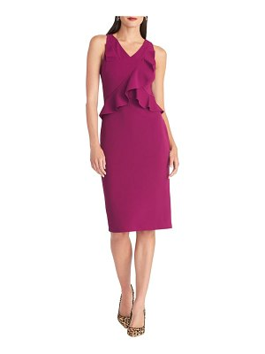 RACHEL RACHEL ROY ruffle sheath dress