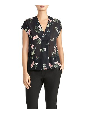 RACHEL ROY COLLECTION floral blouse