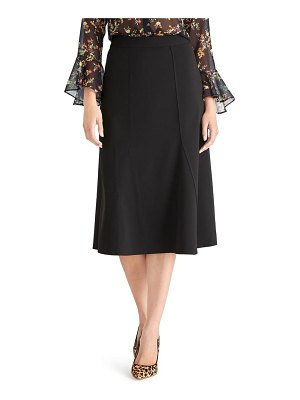 RACHEL ROY COLLECTION seamed a-line skirt