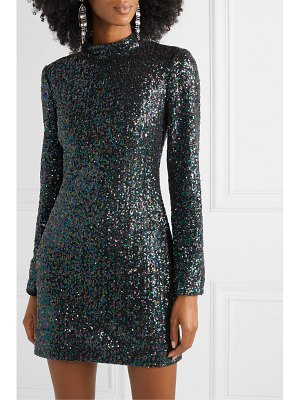 Rachel Zoe pierina sequined tulle mini dress